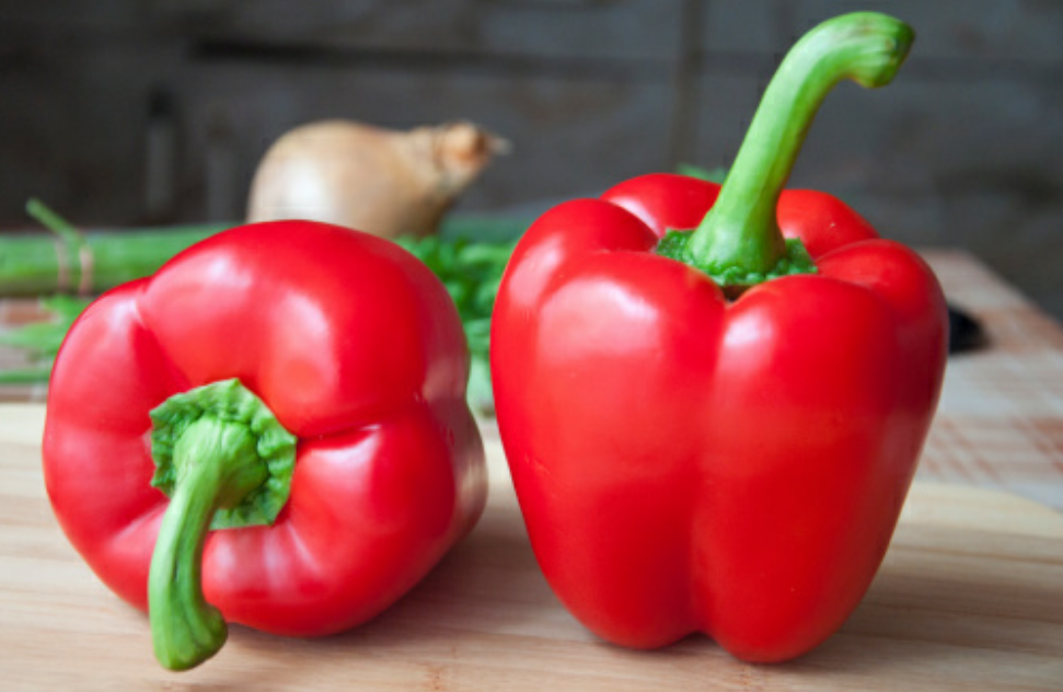 Manfaat Paprika Merah bagi Kesehatan